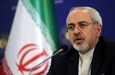 Ngoại trưởng Iran lo ngại nguy cơ mất an ninh ở vùng Vịnh