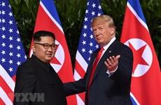 Tổng thống Mỹ Trump tuyên bố có thể sẽ gặp lại nhà lãnh đạo Triều Tiên