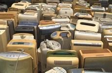Quảng Bình bắt giữ số lượng lớn máy móc, hàng điện lạnh nhập lậu
