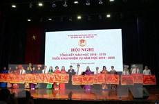 Hà Nội: Giải quyết dứt điểm tình trạng giáo viên hợp đồng lâu năm