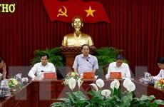 Cần Thơ lập 3 nhóm phụ trách soạn thảo văn kiện Đại hội Đảng
