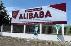 Làm rõ nội dung phản ánh liên quan đến Công ty địa ốc Alibaba