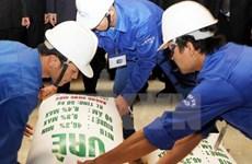 Nhà máy đạm Ninh Bình khắc phục khó khăn, ổn định sản xuất