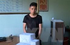 Thanh Hóa: Bắt đối tượng tàng trữ hơn 20.000 viên ma túy tổng hợp