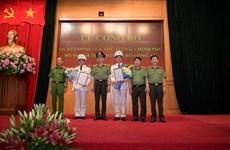 Công bố và trao quyết định bổ nhiệm hai Thứ trưởng Bộ Công an