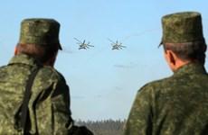 Nga và Belarus sẽ tiến hành cuộc tập trận 'Lá chắn liên minh 2019'