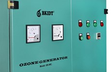 Thiết bị liên hợp ôxy-ozon khử khuẩn, nấm mốc quy mô công nghiệp