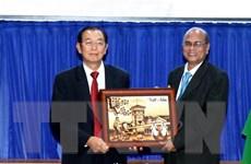Thắt chặt tình đoàn kết hữu nghị giữa nhân dân TP.HCM và Ấn Độ