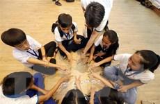 Đối thoại giữa 169 trẻ em với lãnh đạo Chính phủ và các bộ, ngành