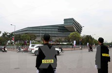 Cảnh sát cơ động - 'tấm lá chắn' giữ bình yên cho nhân dân