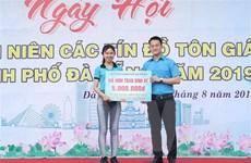 Ngày hội thanh niên các tôn giáo năm 2019 tại thành phố Đà Nẵng