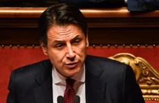 Thủ tướng Italy Giuseppe Conte tuyên bố sẽ nộp đơn từ chức