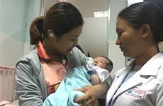 TP Hồ Chí Minh: Một bệnh nhi được phẫu thuật tim khi mới 3 ngày tuổi