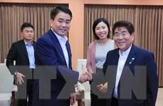 Nhật Bản muốn hợp tác phát triển nông nghiệp chất lượng cao tại Hà Nội