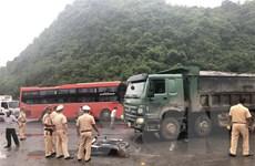 Ninh Bình: Tai nạn giao thông, hai người nước ngoài thương vong