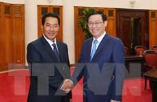 Quan hệ giữa hai nước Việt Nam-Lào tiếp tục phát triển tốt đẹp