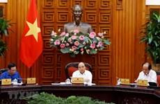 Thường trực Chính phủ họp về xây dựng bộ máy hành chính địa phương