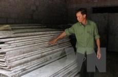 Cựu chiến binh bỏ ra hơn 300 triệu đồng xây cầu cho người dân