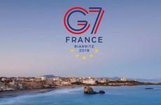 EU hy vọng giảm bớt căng thẳng thương mại với Mỹ tại hội nghị G7