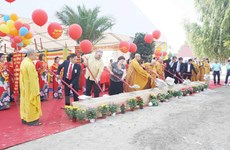 Đại lễ Vu Lan và khởi công xây dựng chùa Vĩnh Nghiêm tại Séc