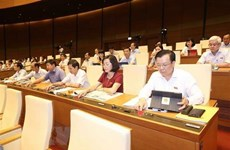 Nghị quyết phê chuẩn quyết toán ngân sách nhà nước năm 2017