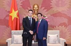 Quan hệ Việt-Nhật đang phát triển mạnh mẽ, toàn diện và thực chất