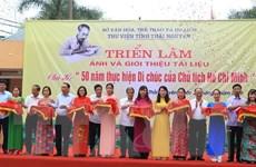 Giới thiệu nhiều bức ảnh tư liệu quý giá về Chủ tịch Hồ Chí Minh