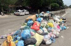 Quảng Nam: Ứ đọng khoảng 7.000 khối rác, nguy cơ ô nhiễm trầm trọng