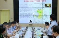 Lập hai đoàn chỉ đạo ứng phó với bão số 4 từ Nghệ An đến Quảng Bình