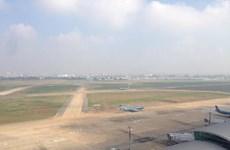 Báo cáo Thủ tướng về tình trạng đường băng sân bay Nội Bài xuống cấp