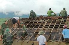 Tập trung khắc phục hậu quả bão số 4, ổn định đời sống nhân dân