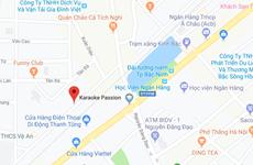 Cháy quán karaoke ở thành phố Bắc Ninh, một người tử vong