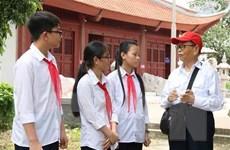 Bắc Ninh: Khơi dậy truyền thống Đội Thiếu niên du kích Đình Bảng
