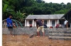 Thanh Hóa: Vùng lũ Quan Sơn chuẩn bị sẵn sàng cho năm học mới