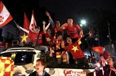 Phòng, chống đua xe trái phép sau trận bóng đá Việt Nam-Thái Lan