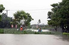 Cảnh báo nguy cơ sạt lở đất vùng núi, sụt lún đất ven sông do lũ
