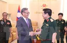 Không ngừng vun đắp quan hệ truyền thống, đoàn kết đặc biệt Việt-Lào