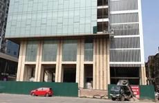 Rút giấy phép xây dựng cao ốc vượt 8 tầng ở thành phố Hạ Long