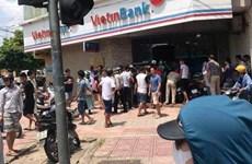 Xác định danh tính đối tượng cướp ngân hàng VietinBank ở Hà Nội