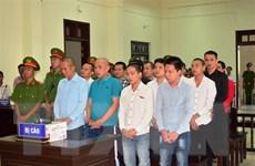 Tây Ninh: Tuyên án băng nhóm đòi nợ thuê, cố ý gây thương tích