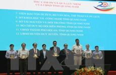 Quảng Nam bảo tồn và phát huy giá trị các di sản văn hóa thế giới