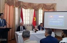 Việt Nam coi trọng quan hệ hợp tác với các nước Trung Đông-châu Phi