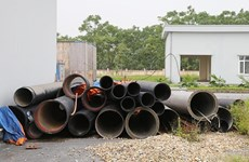 Phú Thọ tạm dừng triển khai dự án nước thải Việt Trì do thiếu vốn
