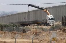 Phái đoàn Ai Cập tới Gaza làm trung gian hòa giải giữa Israel và Hamas
