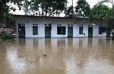Thái Nguyên ban hành công điện khẩn về ứng phó với mưa lũ, sạt lở đất