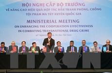 Nâng cao hiệu quả hợp tác phòng, chống tội phạm ma túy xuyên quốc gia