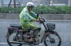 Đợt mưa ở các tỉnh Bắc Bộ có khả năng kéo dài đến hết ngày 12/9