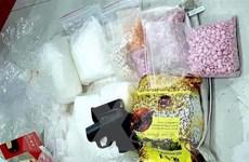 Triệt phá đường dây mua bán ma túy tinh vi từ Campuchia về TP.HCM