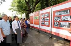 50 năm bảo tồn và phát huy giá trị Khu Di tích Chủ tịch Hồ Chí Minh