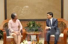 Việt Nam-Cuba bàn về phát triển nhân lực, quyền của người lao động